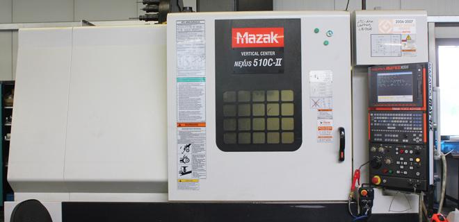 MazakVCN510C-II