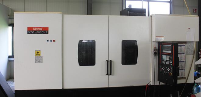 MazakVTC-200C-II